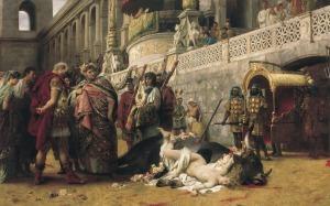Nero painting