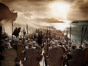 """The Persian Army from """"300"""""""