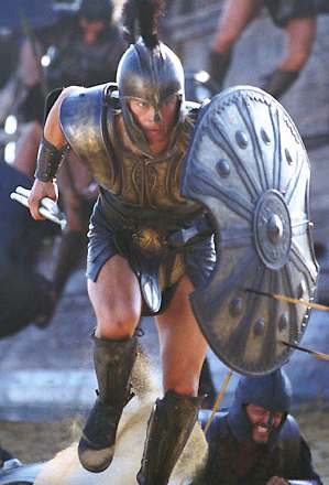 Achilles: Modern Soldier
