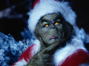 The Grinch (Jim Carrey)
