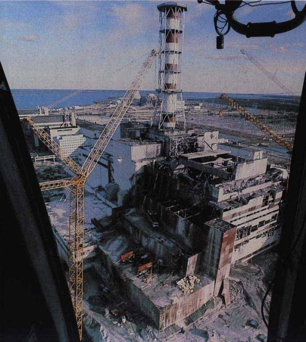 chernobyl disaster power plant