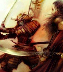 Samurai_vs_Mongol_by_jugodenaranjo