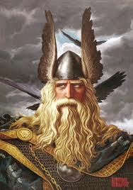 Odin is watching. Recycle... or else!