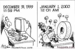 a history of the issue of the y2k bug in computer programming More on the year 2000 problem  staff programmers is that the y2k issue is a problem without symptoms  every programming task there are additional bugs.