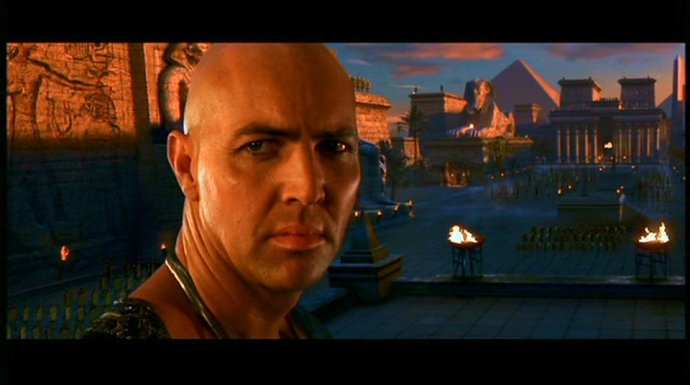 "Imhotep from ""The Mummy"""