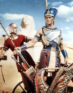 "Ramses in ""The Ten Commandments"""