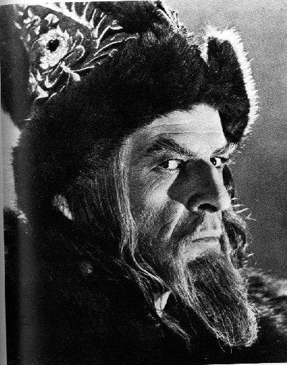 Ivan from Eisenstein's silent film