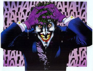 "The Joker (""Batman: The Killing Joke"" by: Alan Moore)"