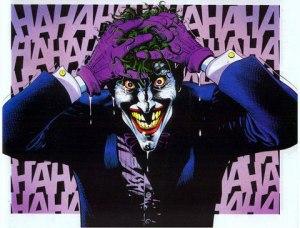 """The Joker (""""Batman: The Killing Joke"""" by: Alan Moore)"""