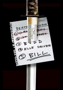 teaser poster for Kill Bill Part 2