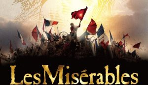 "a poster for ""Les Miserables"" (2013)"
