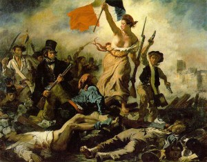 famous painting of the French Revolution