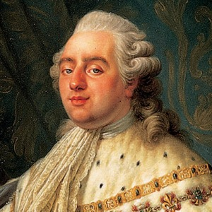 a portrait of Louis XVI, King of France