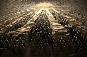 Qin's Mausoleum
