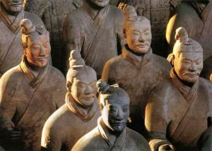 Terracotta Warriors from the Emperor's Tomb