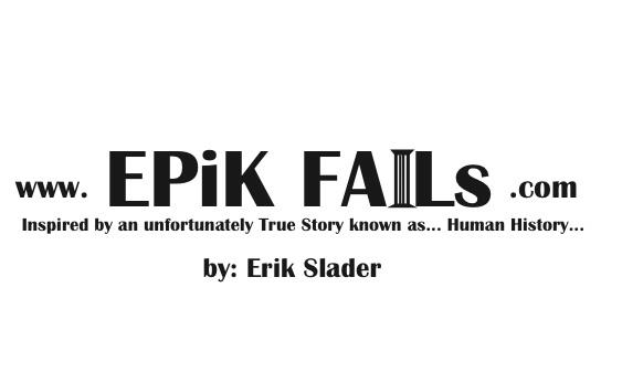 """Epik FAILs"" business card"