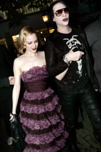 Evan Rachel Wood / Marilyn Manson