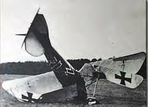 old wwi plane crash