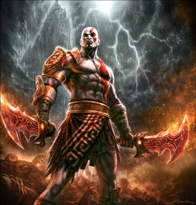 "Kratos (""God of War"")"