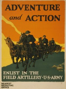 Adventure and Action! - Enlist in the US Army
