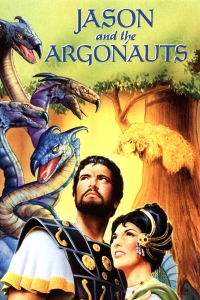 Jason and the Argonauts (1963 - movie poster)