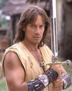 Kevin Sorbo as Hercules