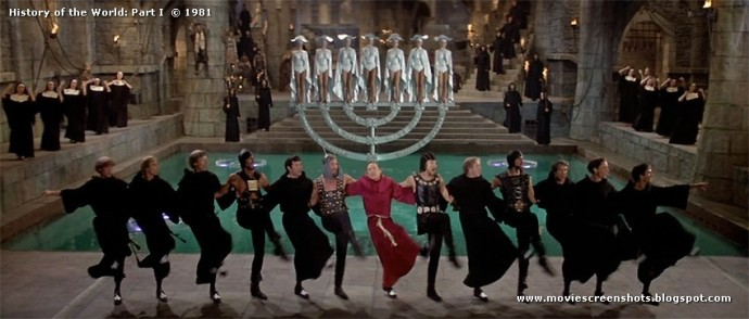 "The Inquisition - as depicted by Mel Brooks (""History of the World - Part One"")"