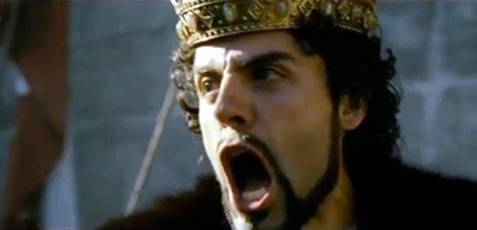 "Prince John in Ridley Scott's ""Robin Hood"""