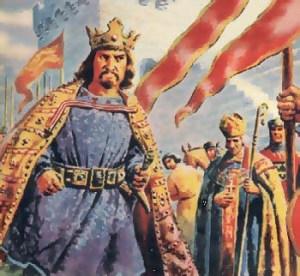 angry King John