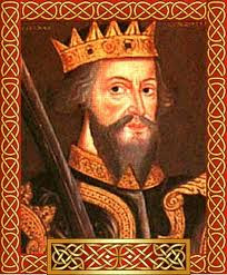 portrait of King John