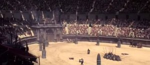 gladiator games (scene from 'Gladiator')