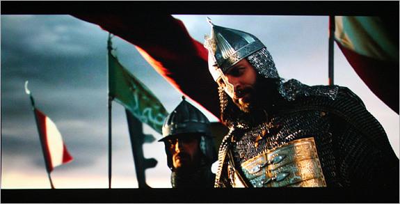 Saladin, the Sultan of Syria (Kingdom of Heaven)