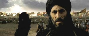 Saladin from the film 'Kingdom of Heaven'