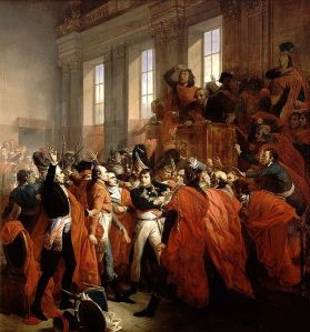 General Bonaparte vs the French Government