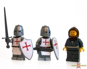 Lego Templars