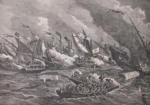 Crusading ships