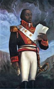 portrait of General Toussaint L'Ouverture