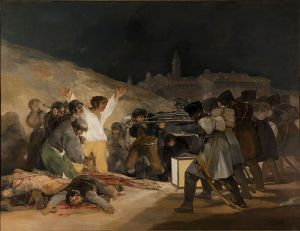 "Francisco De Goya's ""The Third of May"""