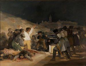 "Francisco De Goya's ""The Third of May"""