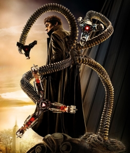"""Doc-Ock (Alfred Molina) in Sam Raimi's """"Spider-man 2"""""""