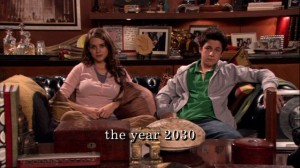The Year 2030 - Ted Mosby's kids (How I Met Your Mother)