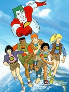 Captain Planet (and the Planeteers)