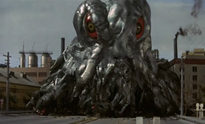 The Smog Monster (as seen in 'Godzilla vs the Smog Monster')