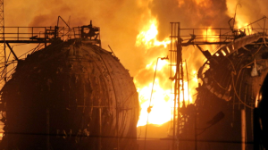 Jilin Chemical Plant Explosion