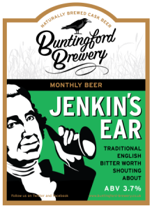 Jenkins' Ear Beer!