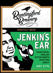 Jenkins' Ear Beer!