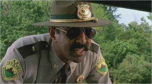 scene from Super Troopers were the potheads get pulled over.