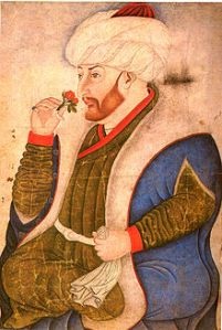 Mehmed the Conqueror's Dating Profile Pic
