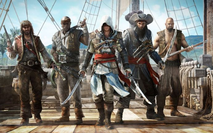 Pirates from
