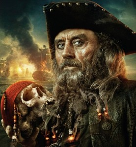 Blackbeard (Pirates of the Caribbean: On Stranger Tides)